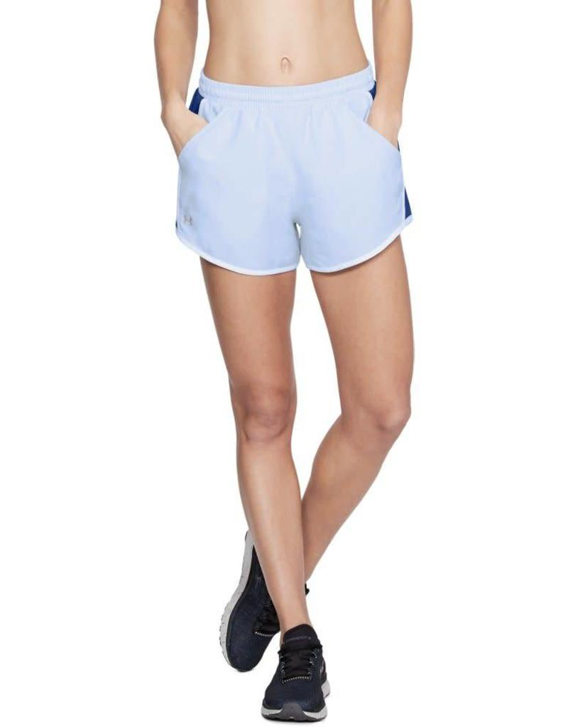 UNDERARMOUR Fly By Short - blue