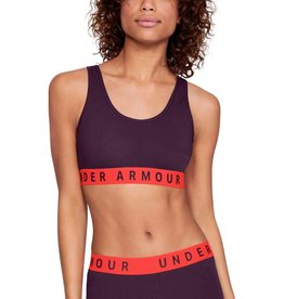 UNDERARMOUR Favorite Cotton Everyday Bra-Purple