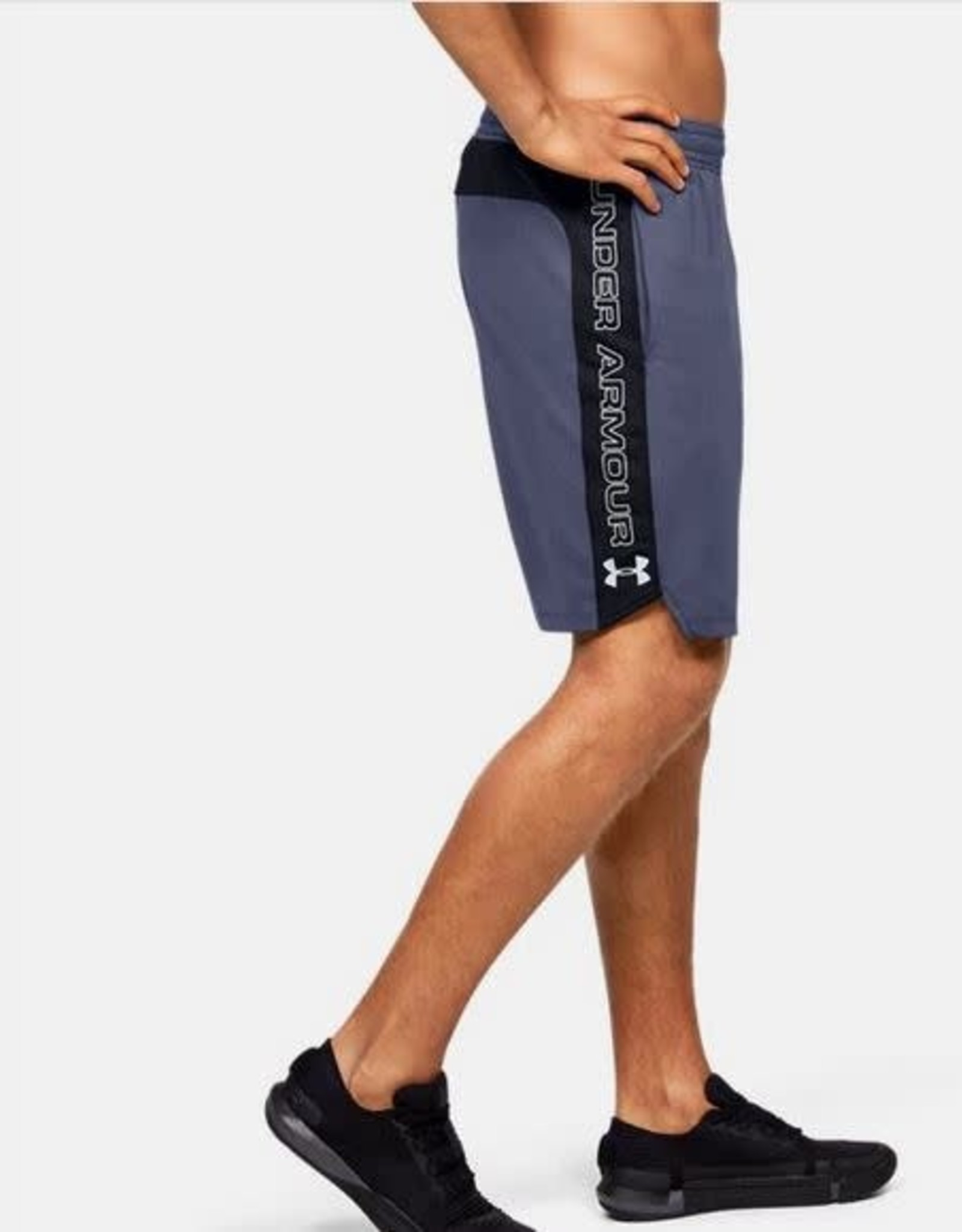 Under Armour MK1 Graphic Shorts Blue