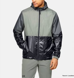 Under Armour UA Recovery Legacy Windbreaker - sage green