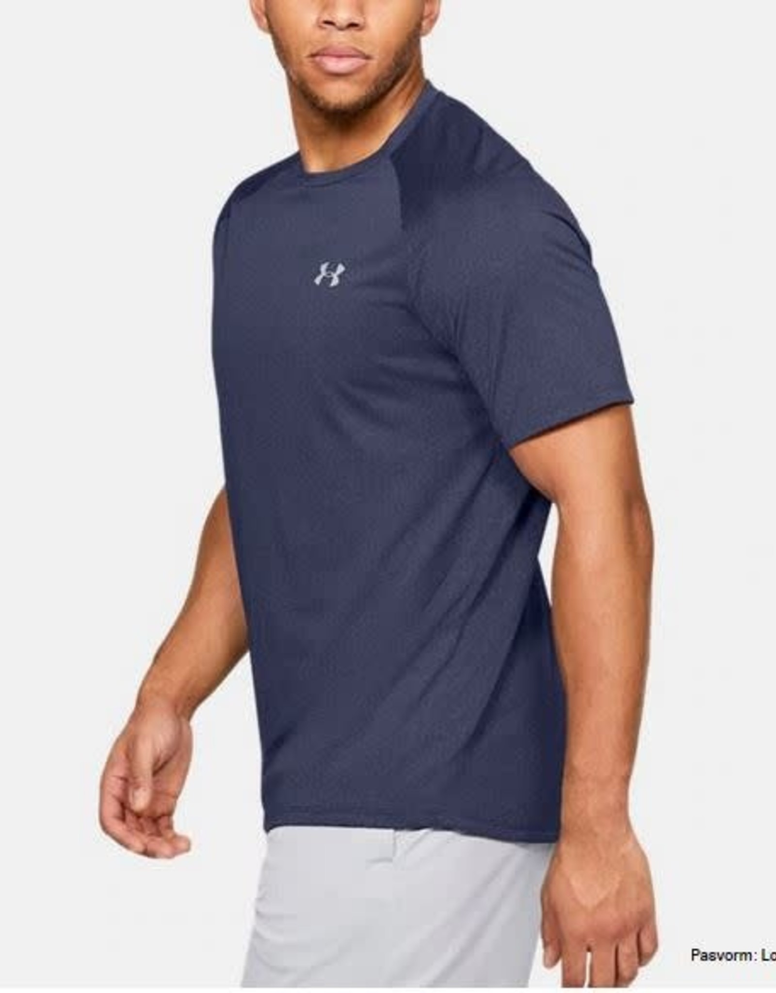 Under Armour UA Tech 2.0 SS Tee novelty blue