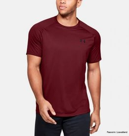 Under Armour UA Tech 2.0 SS Tee novelty red