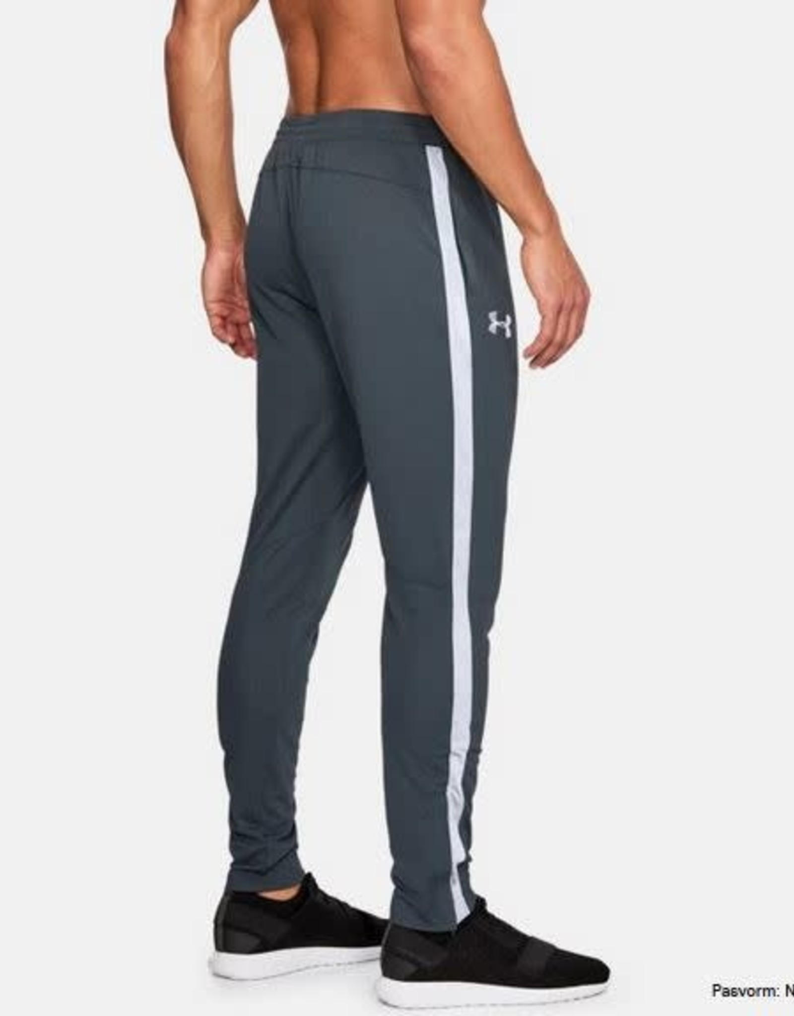 Under Armour Sportstyle Pique Track Pants grey