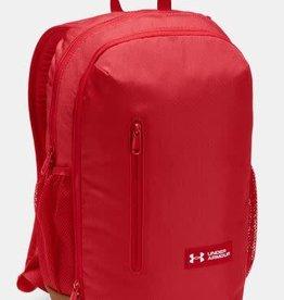 UNDER ARMOUR UA Roland Backpack-RED-OSFA
