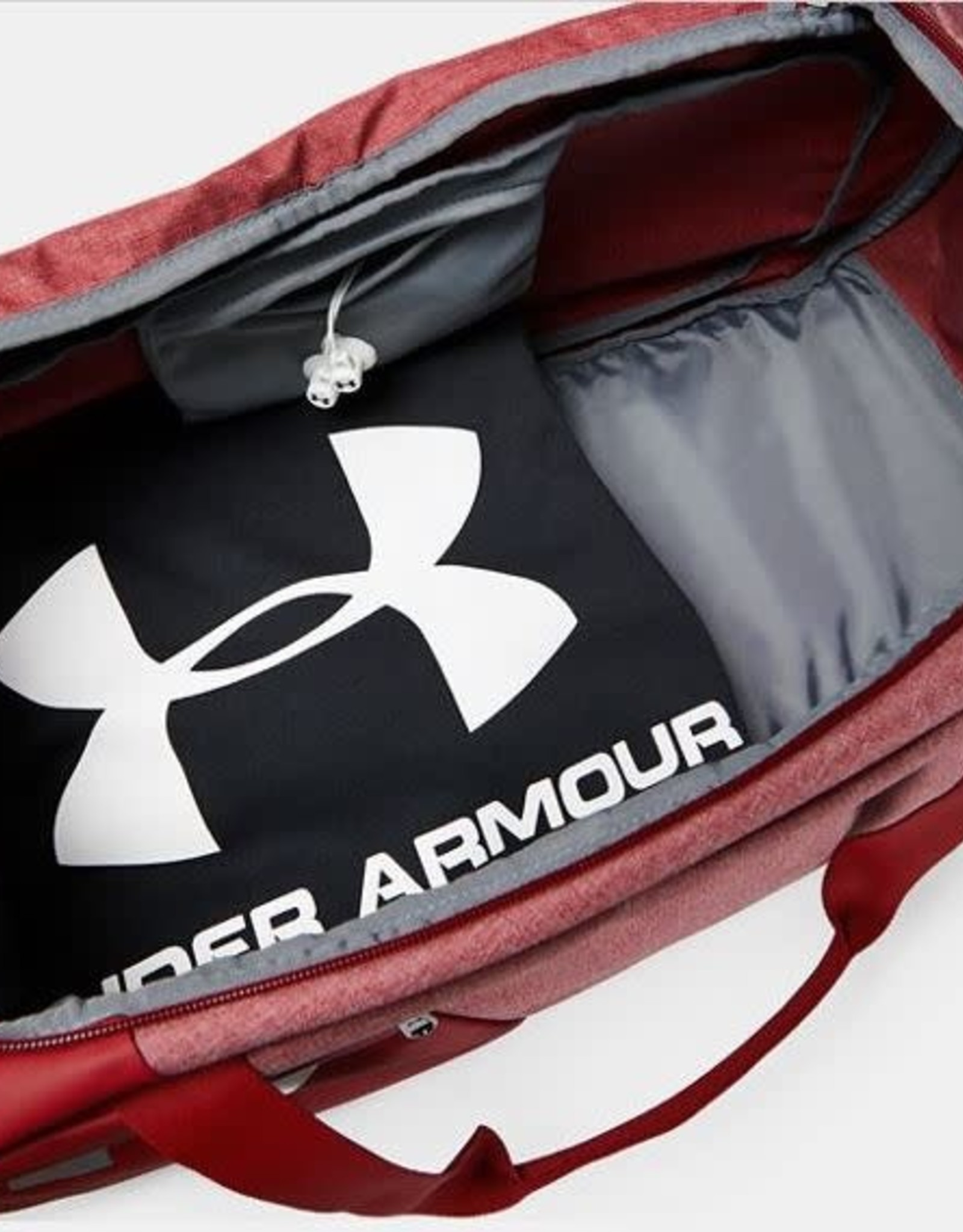 Under Armour Undeniable 4.0 Duffle MD-RED-OSFA