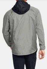 Under Armour Stretch-Woven Hooded Jacket - sage green