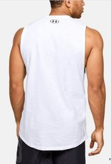 Under Armour UA Charged Cotton Tank white