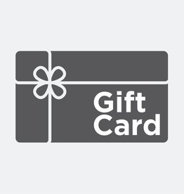 Buy a GIFT CARD for our shops in Antwerp & Brussels