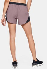 Under Armour Fly by 2.0 short pink