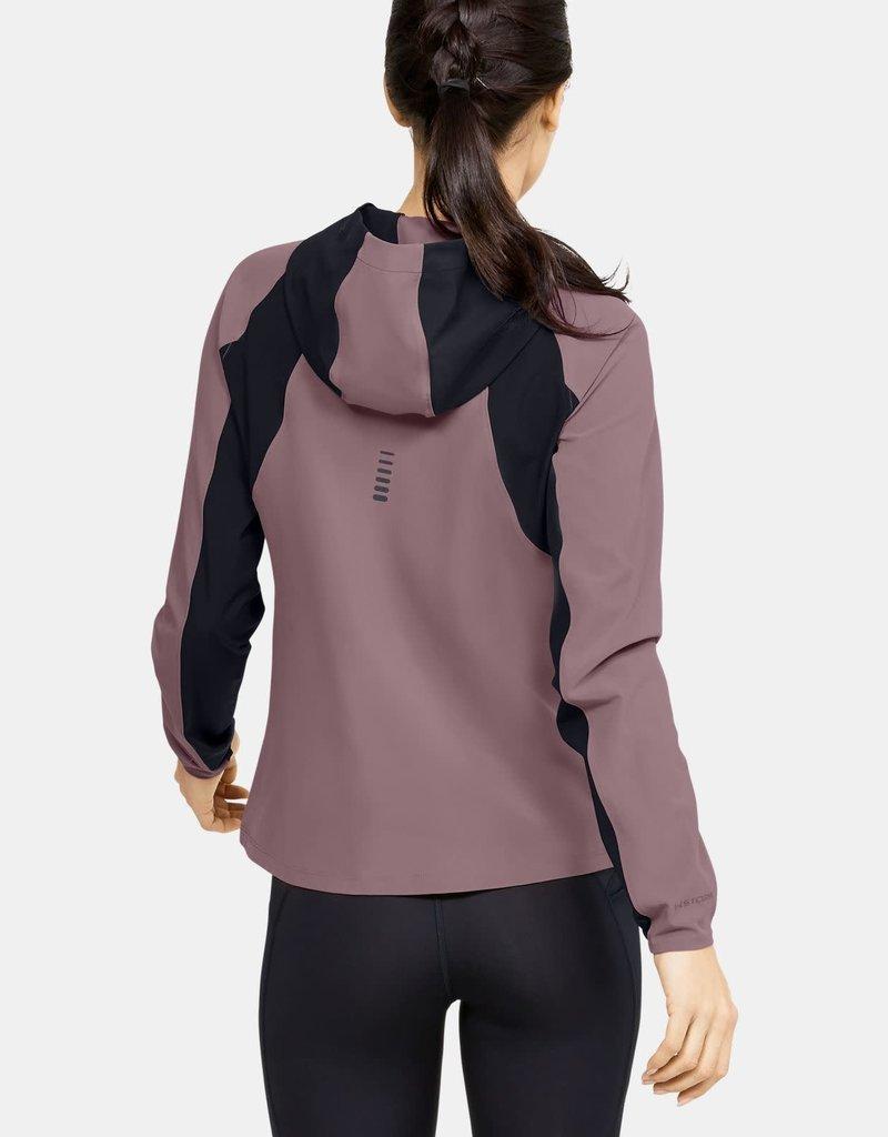 UNDER ARMOUR Qualifier STORM jacket - pink