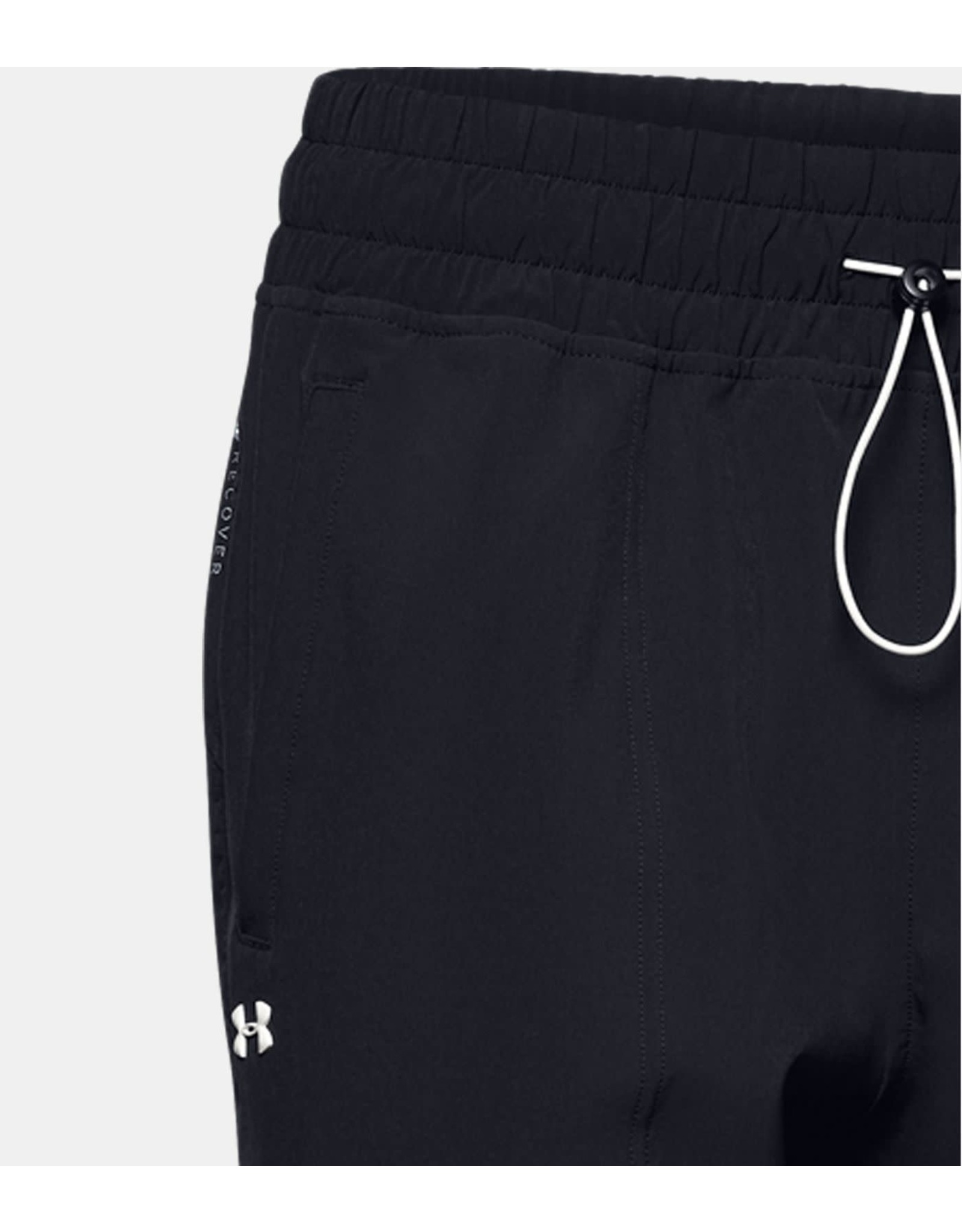 Under Armour Recover woven pants - black