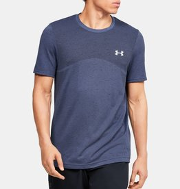 Under Armour Seamless Tee - blue
