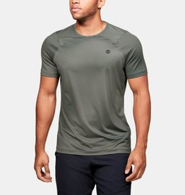 Under Armour Rush surge tee - sage green