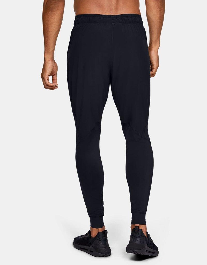 UNDER ARMOUR Hybrid pants - black