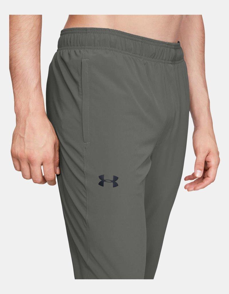 UNDER ARMOUR Hybrid pants - sage green