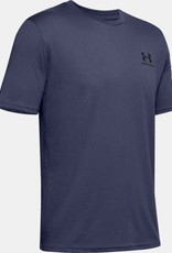 Under Armour Sportstyle left chest tee - blue