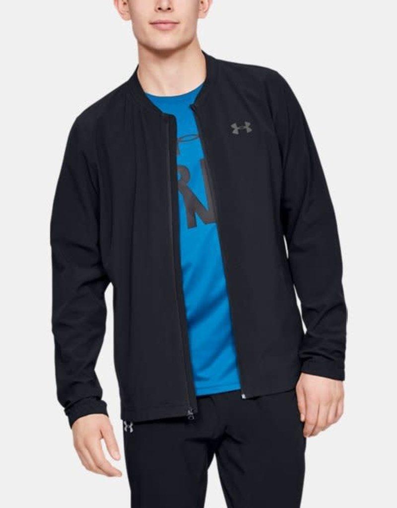 UNDER ARMOUR Storm launch jacket 2.0 - black