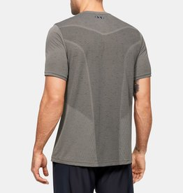 UNDER ARMOUR Seamless Tee - sage green