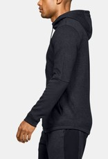 UNDER ARMOUR Double Knit full zip hoodie - anthracite