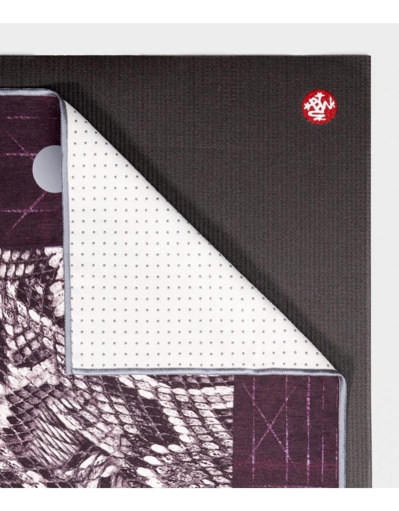 Manduka Yogitoes towel-Sidewinder
