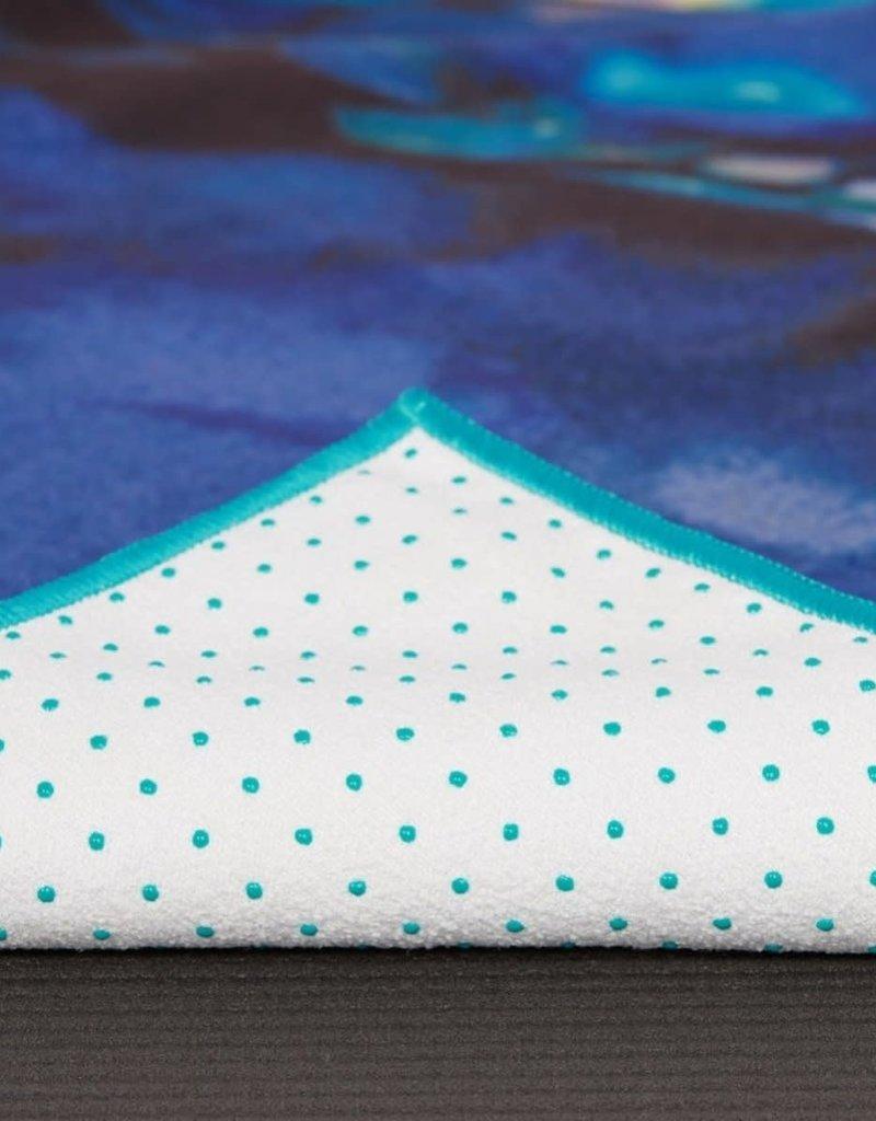 MANDUKA YTrSkidless towel-Dragonfly