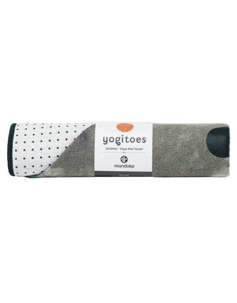 MANDUKA YTRSKIDLESS towel-CRYSTAL LAKE 2.0