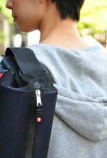 Manduka Breath Easy yoga bag-Black