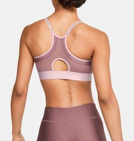 UNDER ARMOUR Infinity low bra - pink