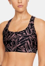 Under Armour Crossback x mid bra - black
