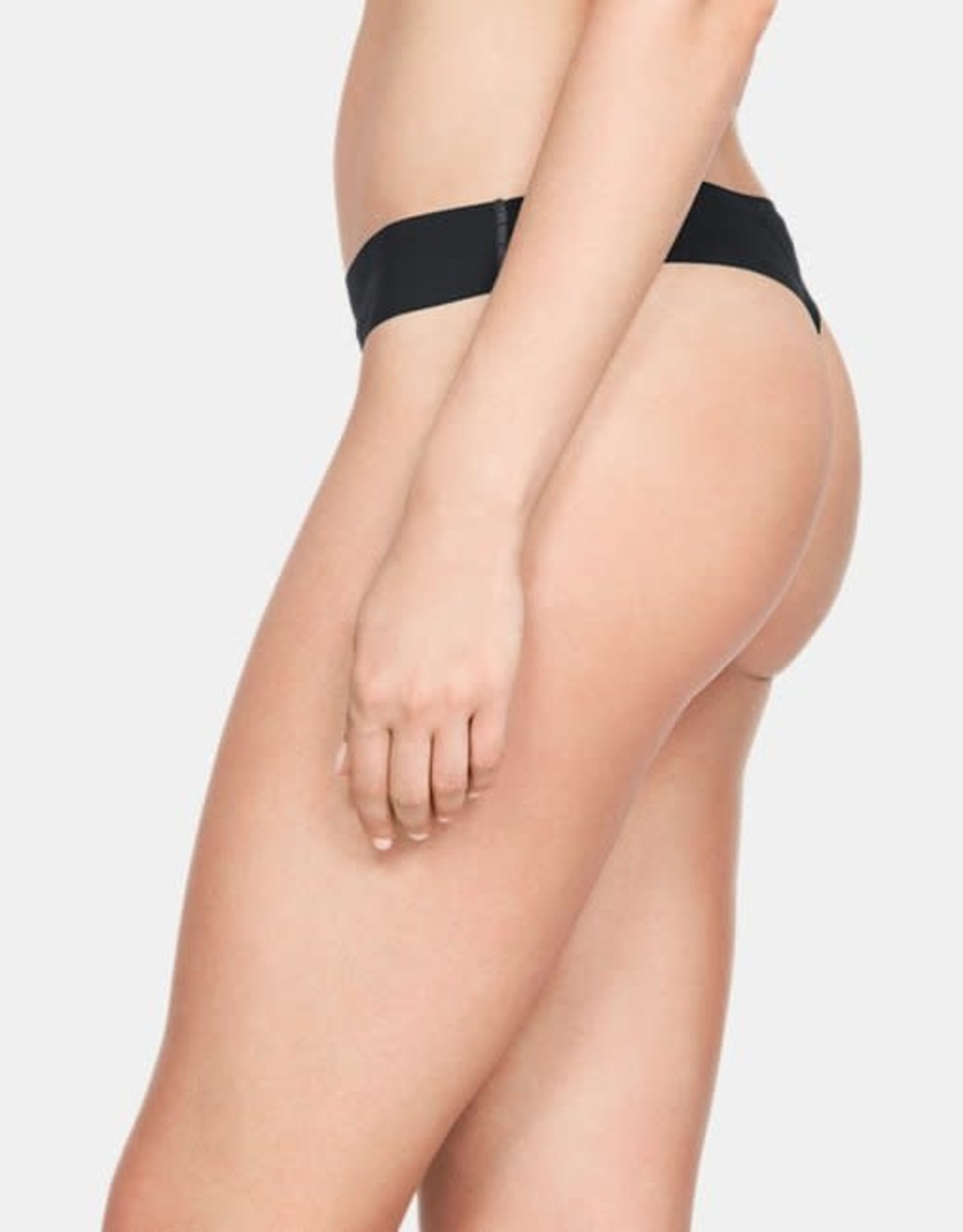 Under Armour Thong 3 pack - black