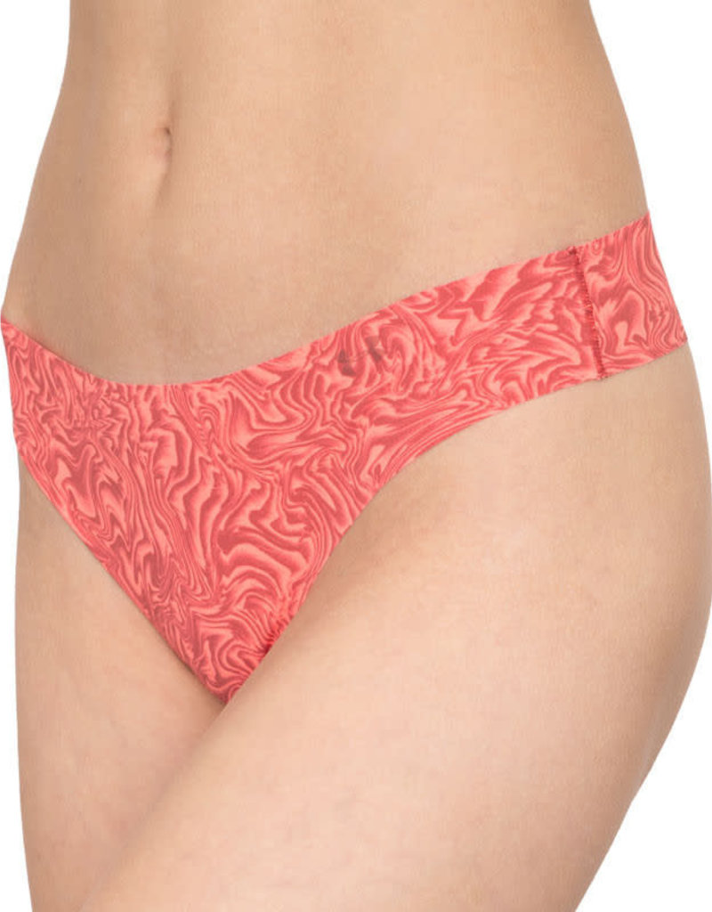 UNDER ARMOUR Thong 3 pack - print orange