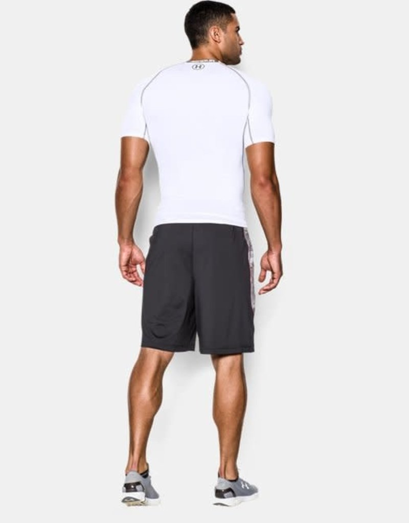 UNDER ARMOUR HG Armour ss Compression - white