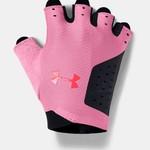 Under Armour Women's training glove - pink