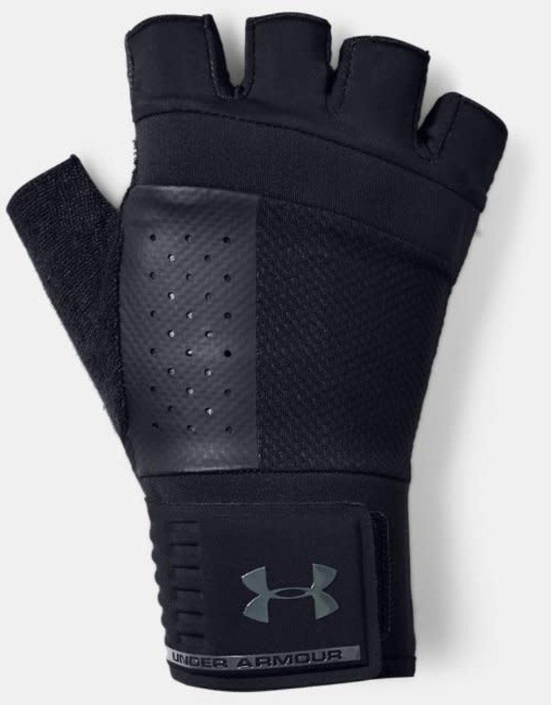 UNDER ARMOUR Weightlifting glove - black