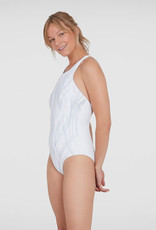 Speedo W POOL Opalglow - white