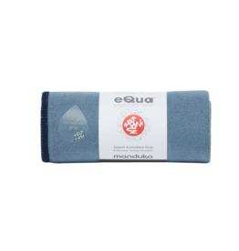 MANDUKA eQua Mat Towel - Standard -  Storm