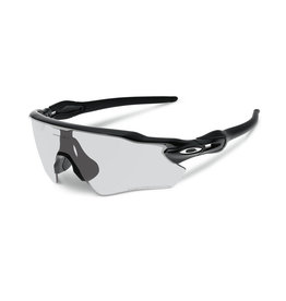 Oakley Radar EV Path Steel - Clear Black Iridium Photochromic