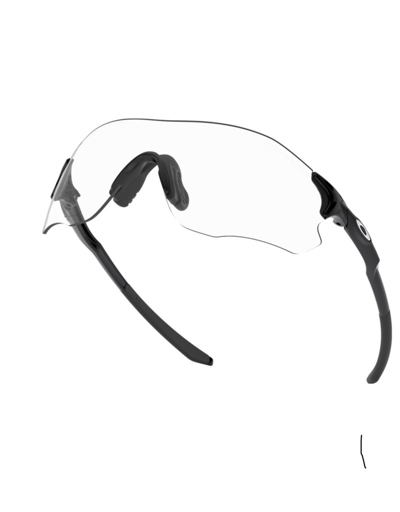 EVZero Path - Polished Black - clear to black photochromic