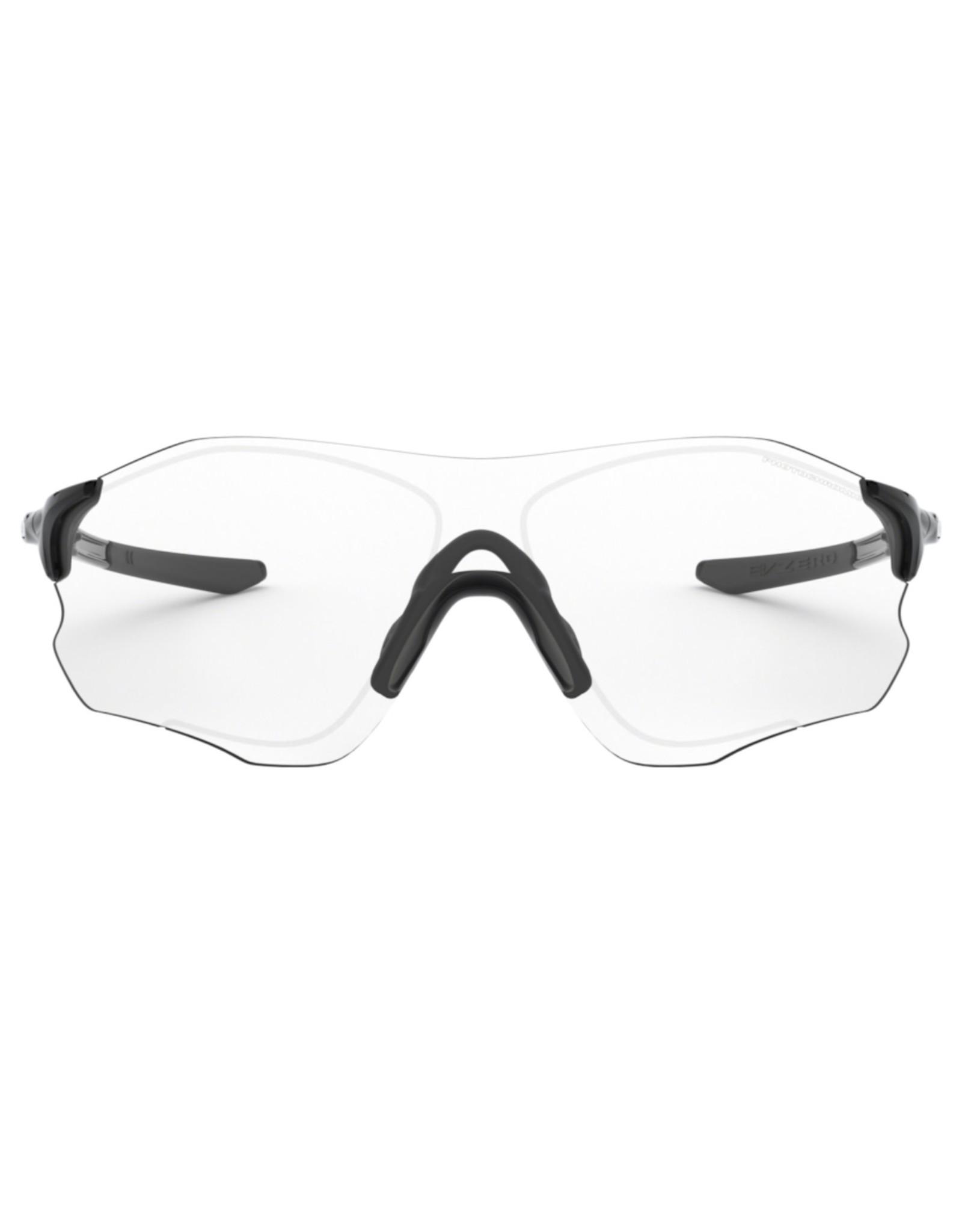 Oakley EVZero Path - Polished Black - clear to black photochromic