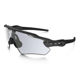 Oakley Radar EV Path - Polished black - Clear black iridium photochromic