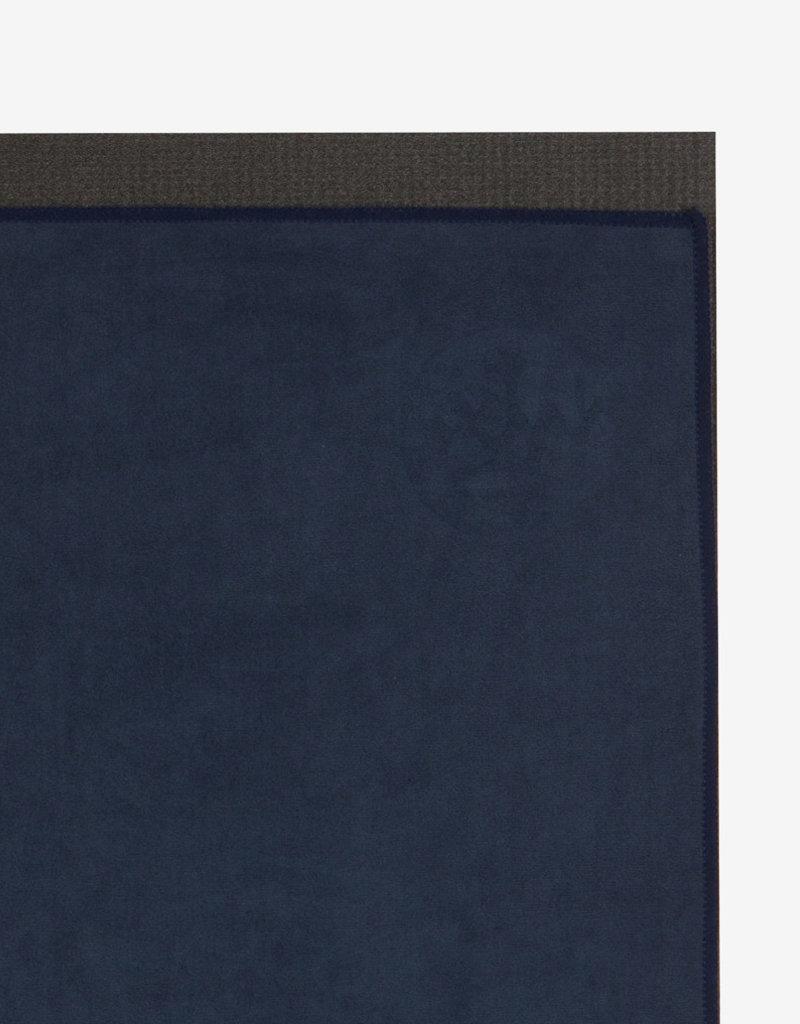 MANDUKA eQua Mat Towel - Standard - MIDNIGHT