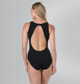 Speedo W POOL Vivashine - black