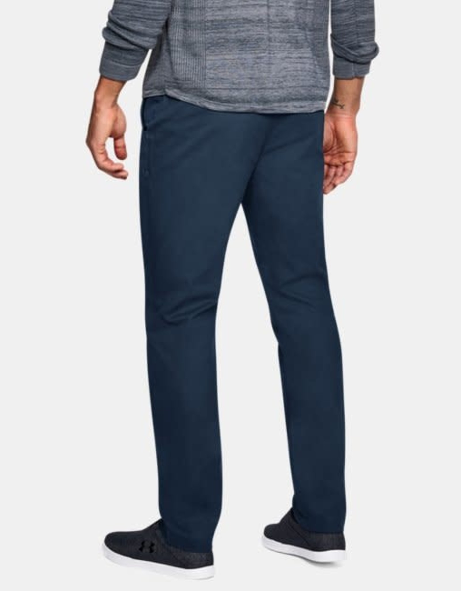 Under Armour Golf Showdown chino taper pant - navy blue