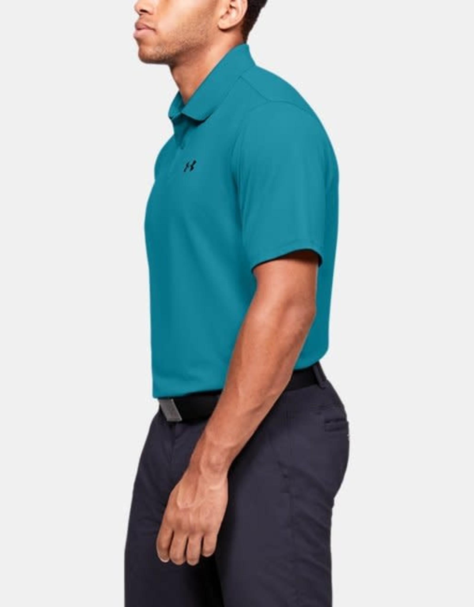 Under Armour Golf Performance 2.0 Polo - blue