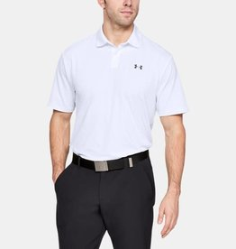 Under Armour Golf Performance 2.0 Polo - white