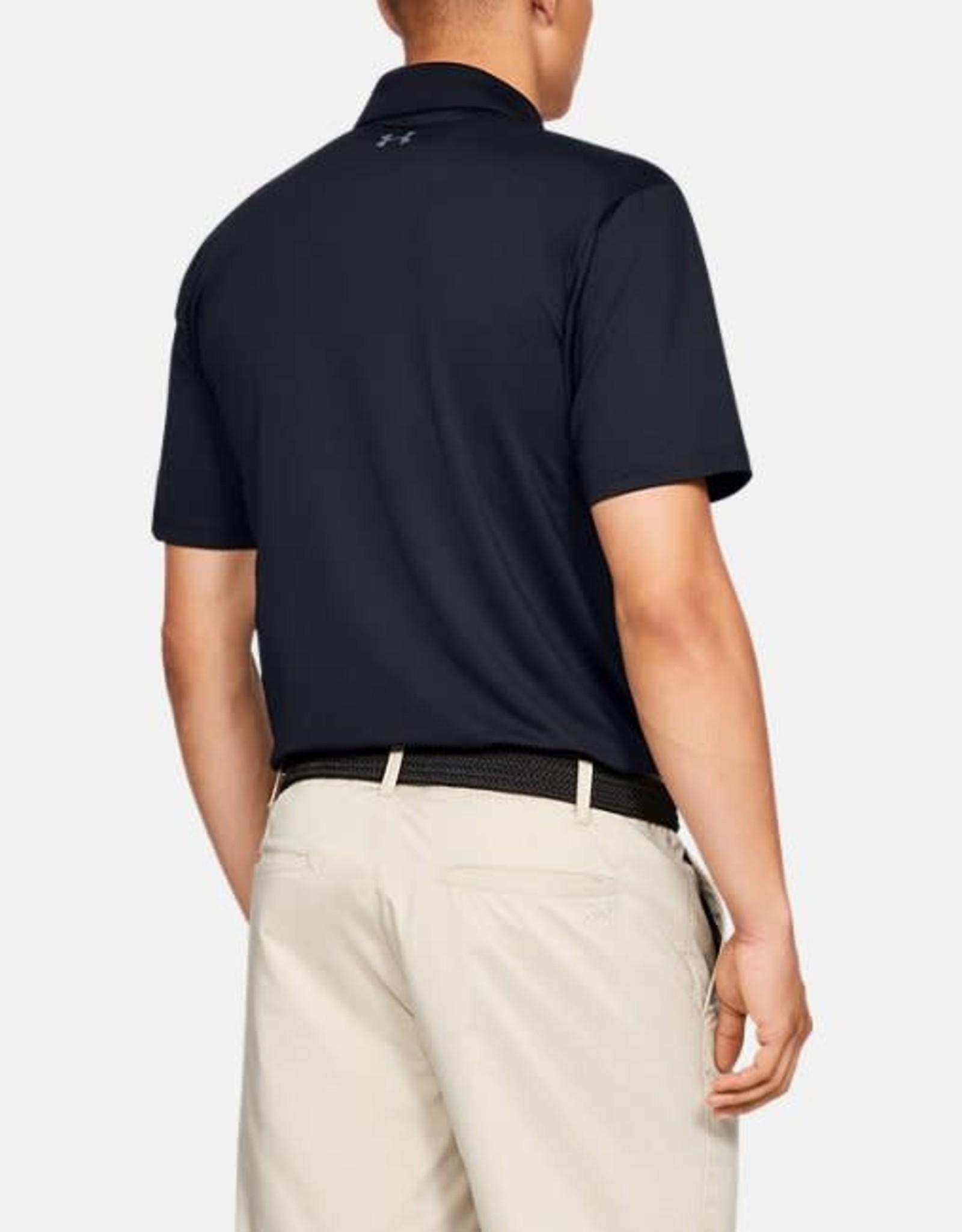 Under Armour Golf Performance 2.0 Polo - black