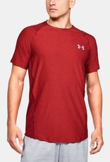Under Armour UA MK1 tee - red