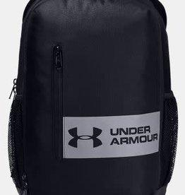 Under Armour Roland Backpack Black greylogo 002