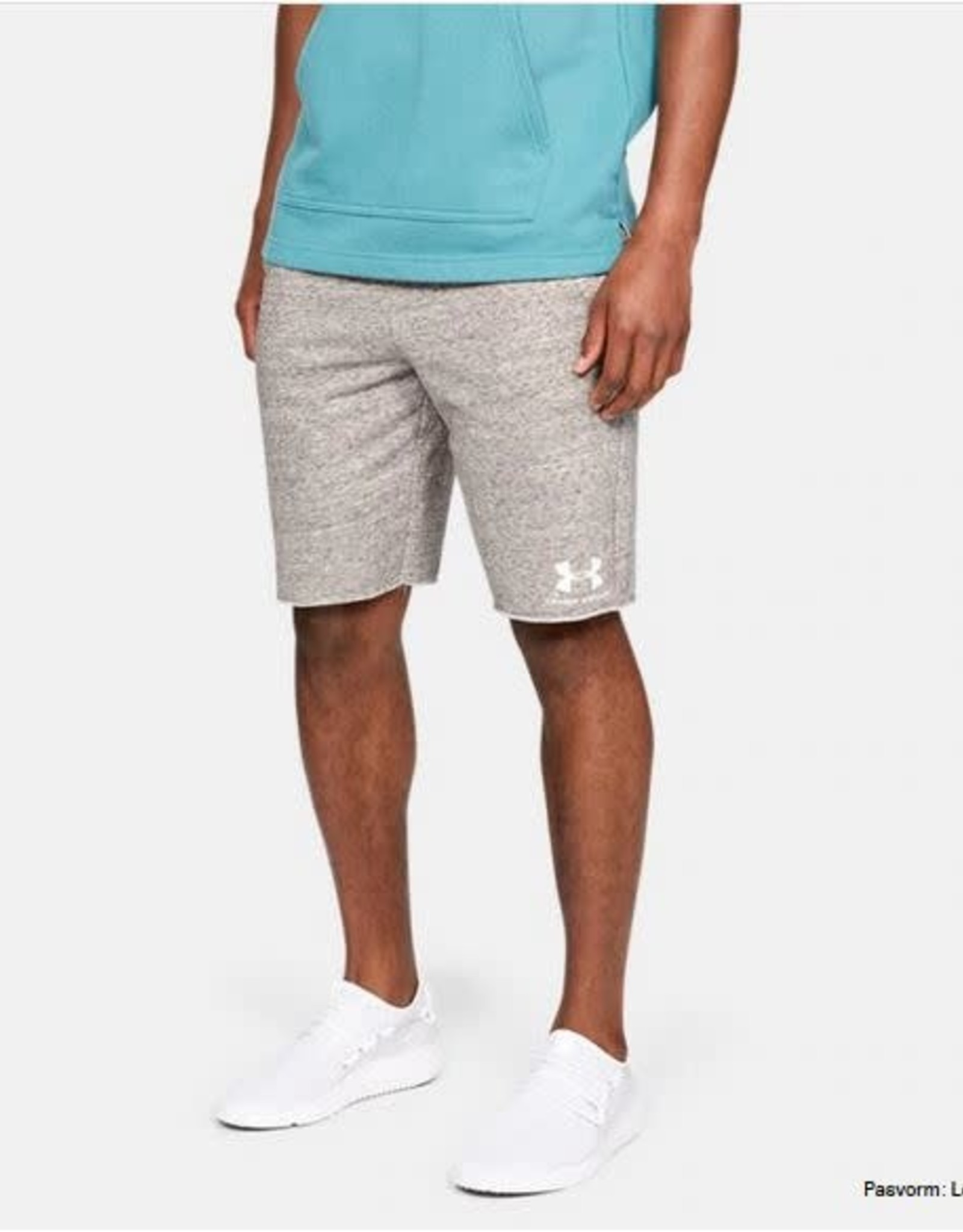 Under Armour Sportstyle Terry Short - grey