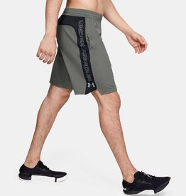 Under Armour MK1 Graphic Shorts Sage green